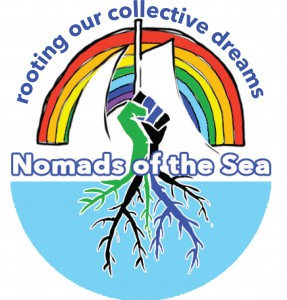 nomads of the sea logo